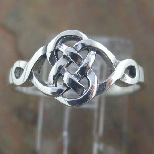 Sterling Silver Ring - Celtic
