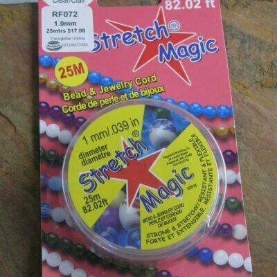 Stretch Magic Elastic Cord 1.0mm